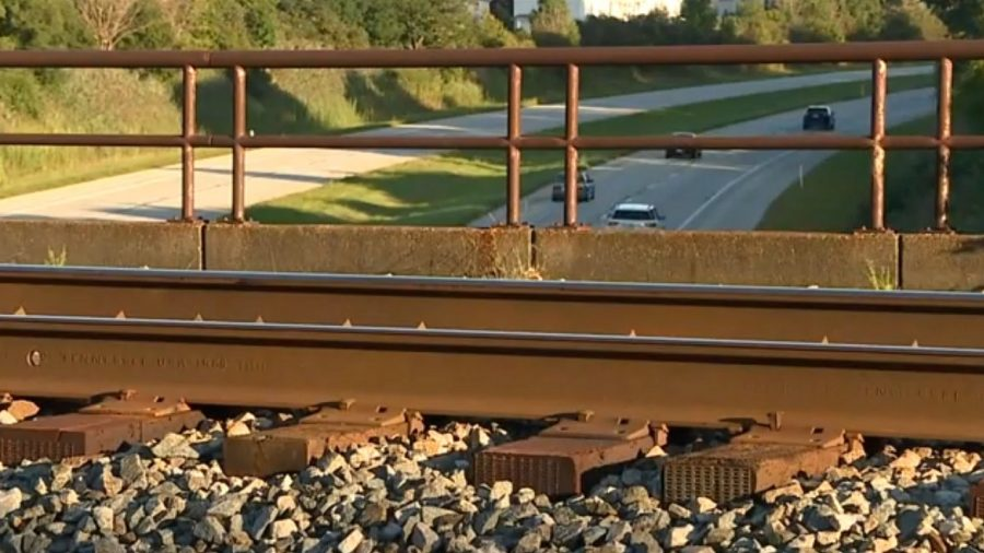 3 Boys Drop Rocks Off Overpass, Damage 16 Cars