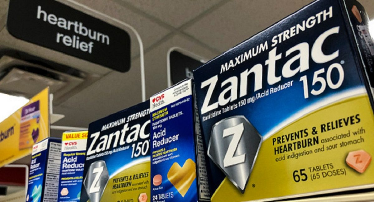 Sanofi Recalls Popular Heartburn Medication Zantac OTC