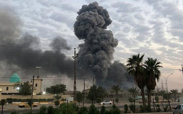 airstrike Aug 12