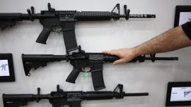 Virginia House Approves 'Assault Weapons' Ban