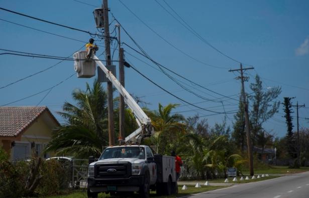 bahamas cable restored