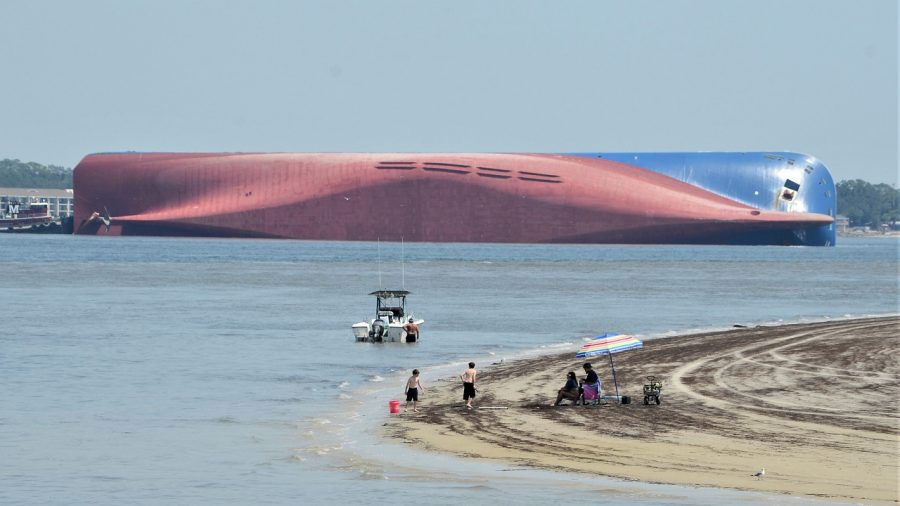 3 of 4 Crew Members Rescued From Cargo Ship: Coast Guard