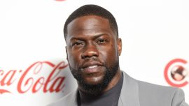 Kevin Hart's Wife Says He's 'Going to Be Just Fine' After Car Crash