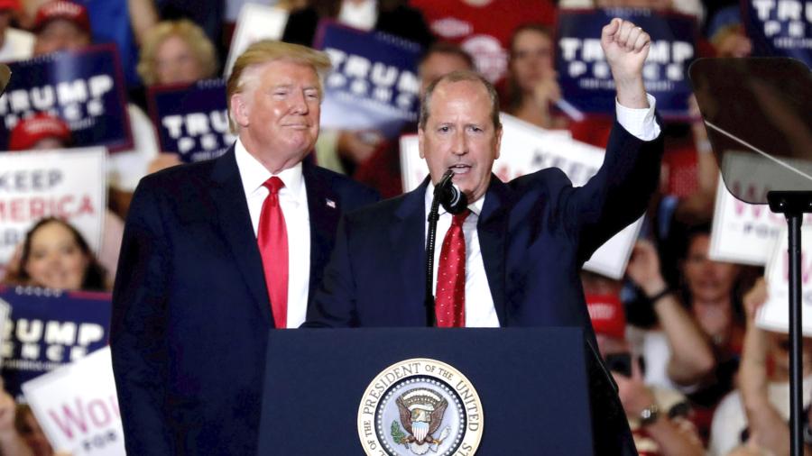 Republicans Dan Bishop, Greg Murphy Win North Carolina Congressional Seats