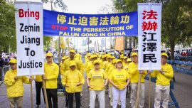 Falun Gong Practitioners Recall 2 Decades of Persecution as UN General Assembly Convenes