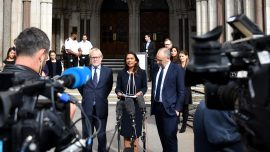 Suspending UK Parliament Ruled Lawful in London Court