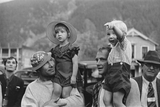 labor day 1940