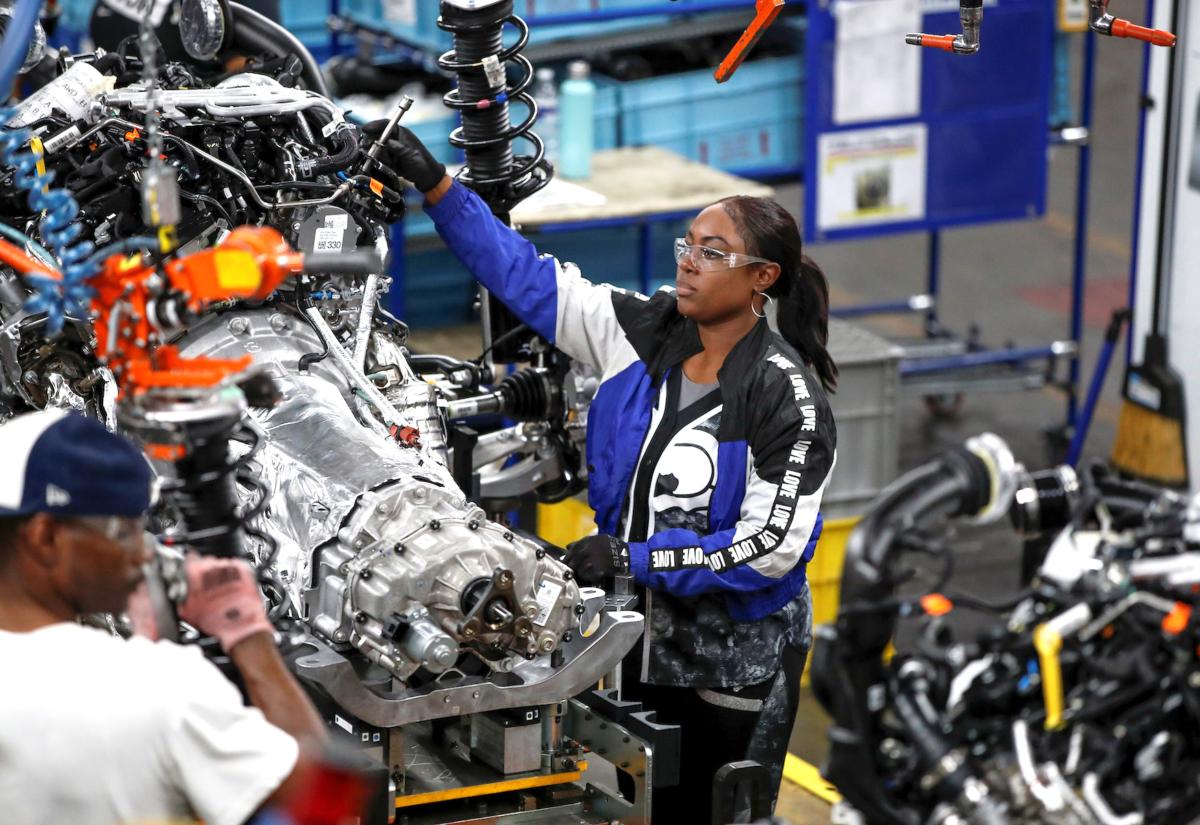 economy jobs report file photo