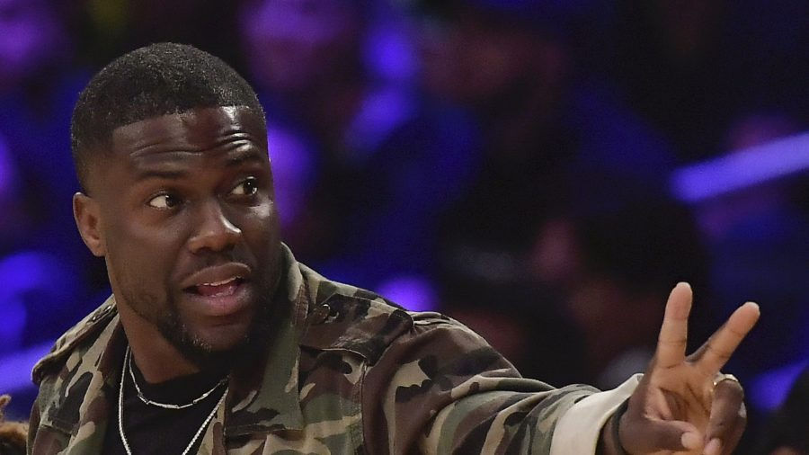 'Blessed to Be Alive'—Kevin Hart Drives Off in Another Vintage Car