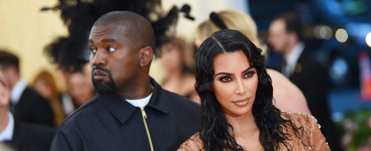 Kim Kardashian Says She Will Dress More Modest in Future to Honor Husband Kanye West