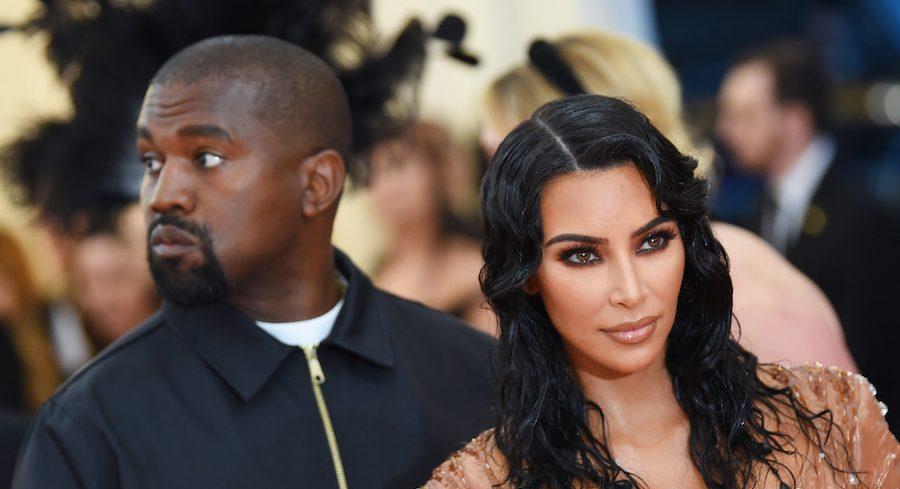 Kim Kardashian West Addresses Kanye West's Mental Health and Asks for Compassion