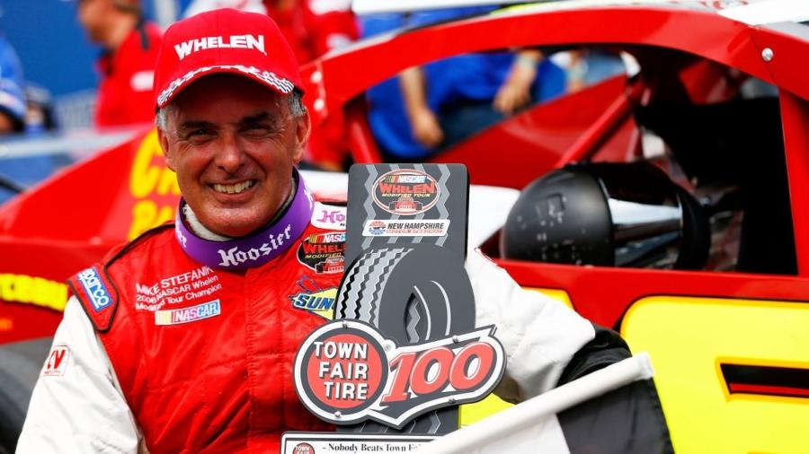 Former NASCAR Champ Mike Stefanik Dies in Plane Crash