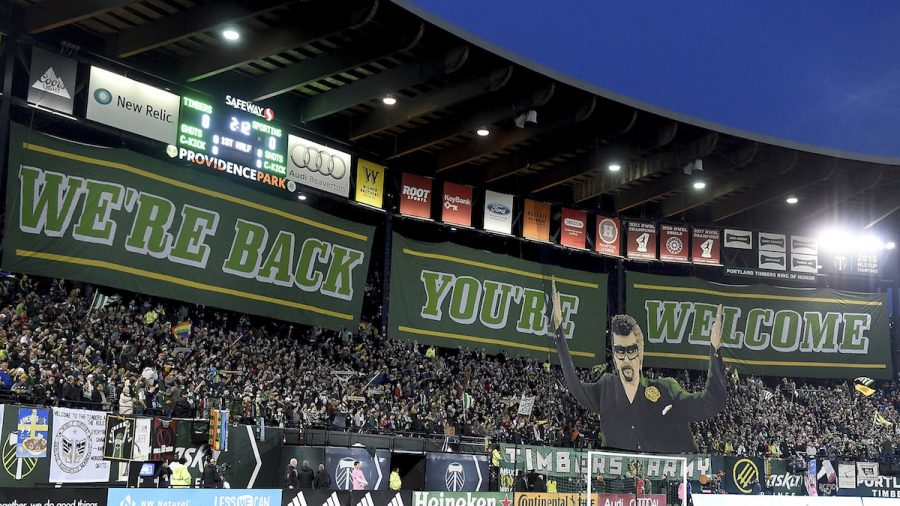 Portland Soccer Fans Boo Military Enlistees for Taking Oath to Obey the President's Orders