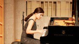 NTD International Piano Competition: Bronze Winner Sanghie Lee on Schumann's Love Story