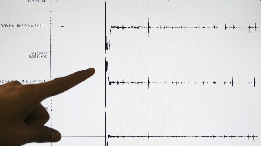Six Earthquakes in Five Days Reported in Smokey Mountains Area of North Carolina