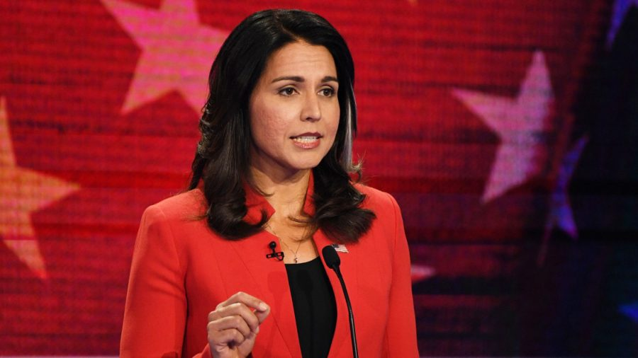 Tulsi Gabbard Comes Out Against Third Trimester Abortions Except If Mother's Life Is At Risk