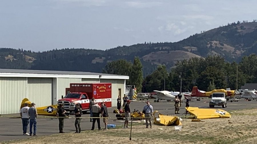 Plane Crash Kills as Fly-In Set to Start in Oregon