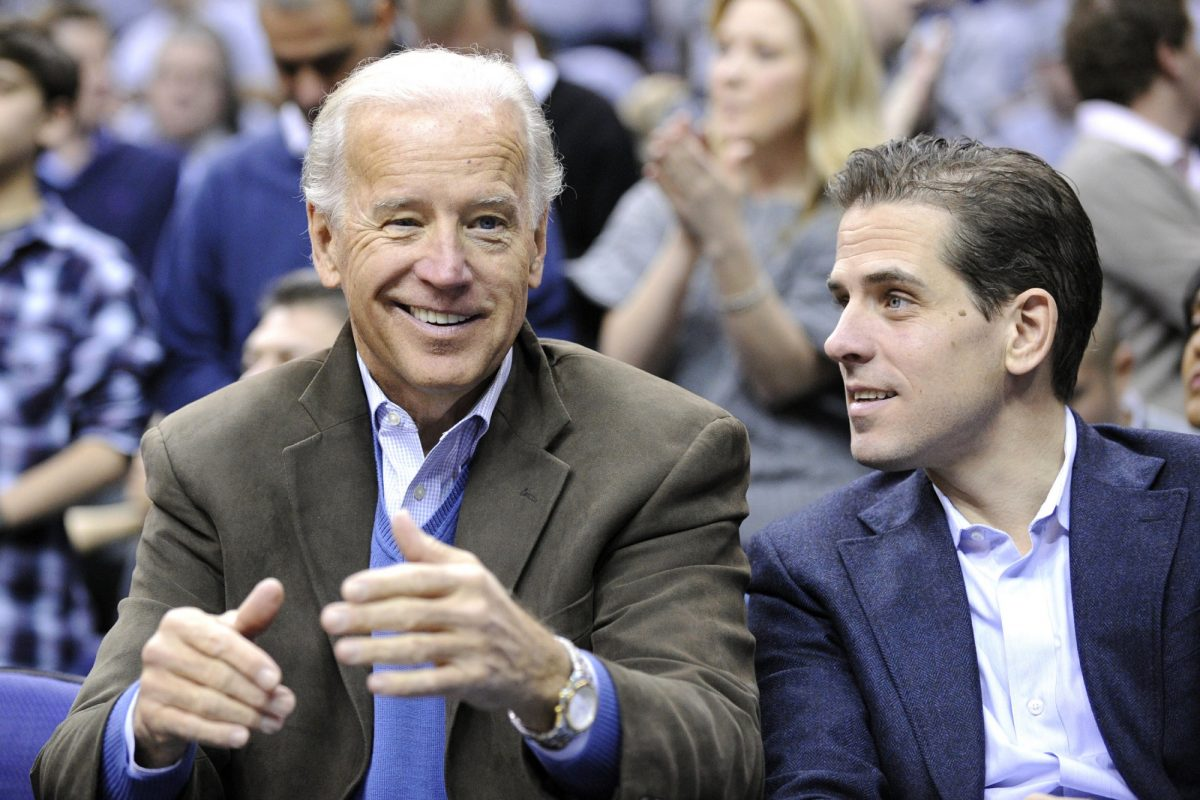Biden Was Asked 'Why Was It Ok' for Son to Engage in Foreign Business Dealings