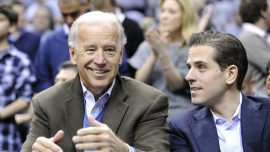 Secret Service Travel Logs Match Details in Alleged Hunter Biden Emails