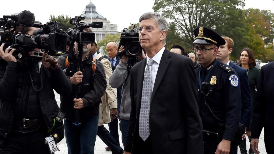 House Democrats Release Transcript of Bill Taylor's Impeachment Testimony