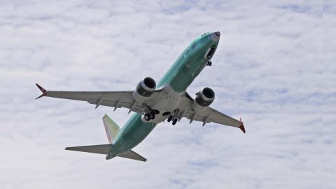 Messages From Former Boeing Test Pilot Reveal 737 Max Concerns
