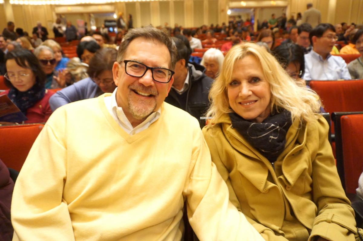 Chuck and Laura Bokar