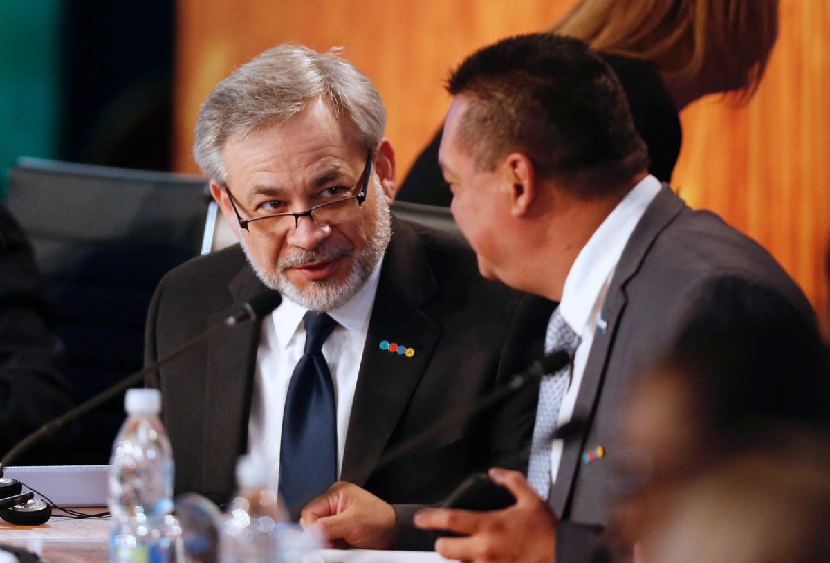 Energy Deputy Secretary Dan Brouillette