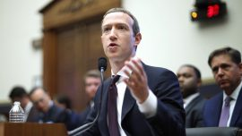 Facebook's Zuckerberg Testifies About 'Virtual Currency' Project