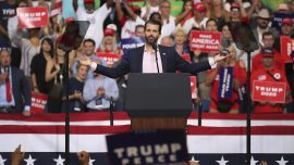 Donald Trump Jr. Says he'd 'Be a Really Rich Guy' if he was Hunter Biden