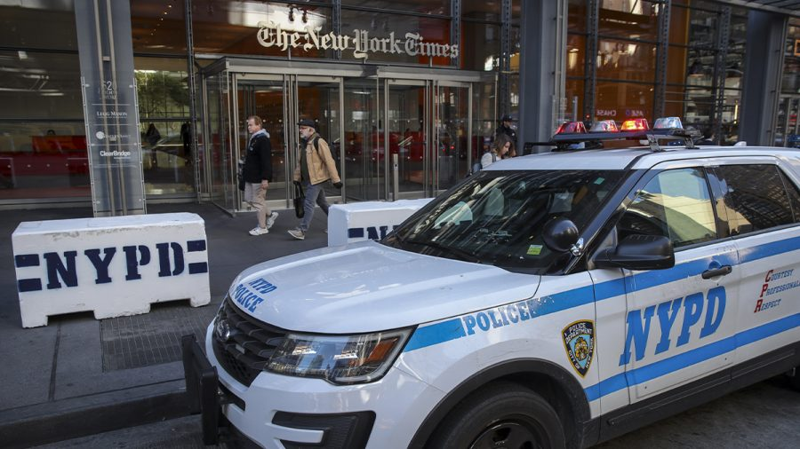 Former Officer on NY Times' Anti-Police Op-ed: 'It Has Gone Too Far'