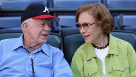 Jimmy and Rosalynn Carter Become the Longest-Married Presidential Couple