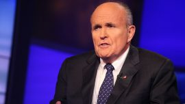 2 Men Tied to Rudy Giuliani Arrested on Campaign Finance Charges