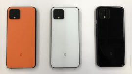 Google Debuts Pixel 4 Phone, Wireless Earbuds With AI