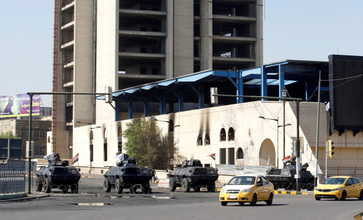 Iraqi Authorities Lift Baghdad Curfew; Death Toll Rises to 93 in Days of Unrest