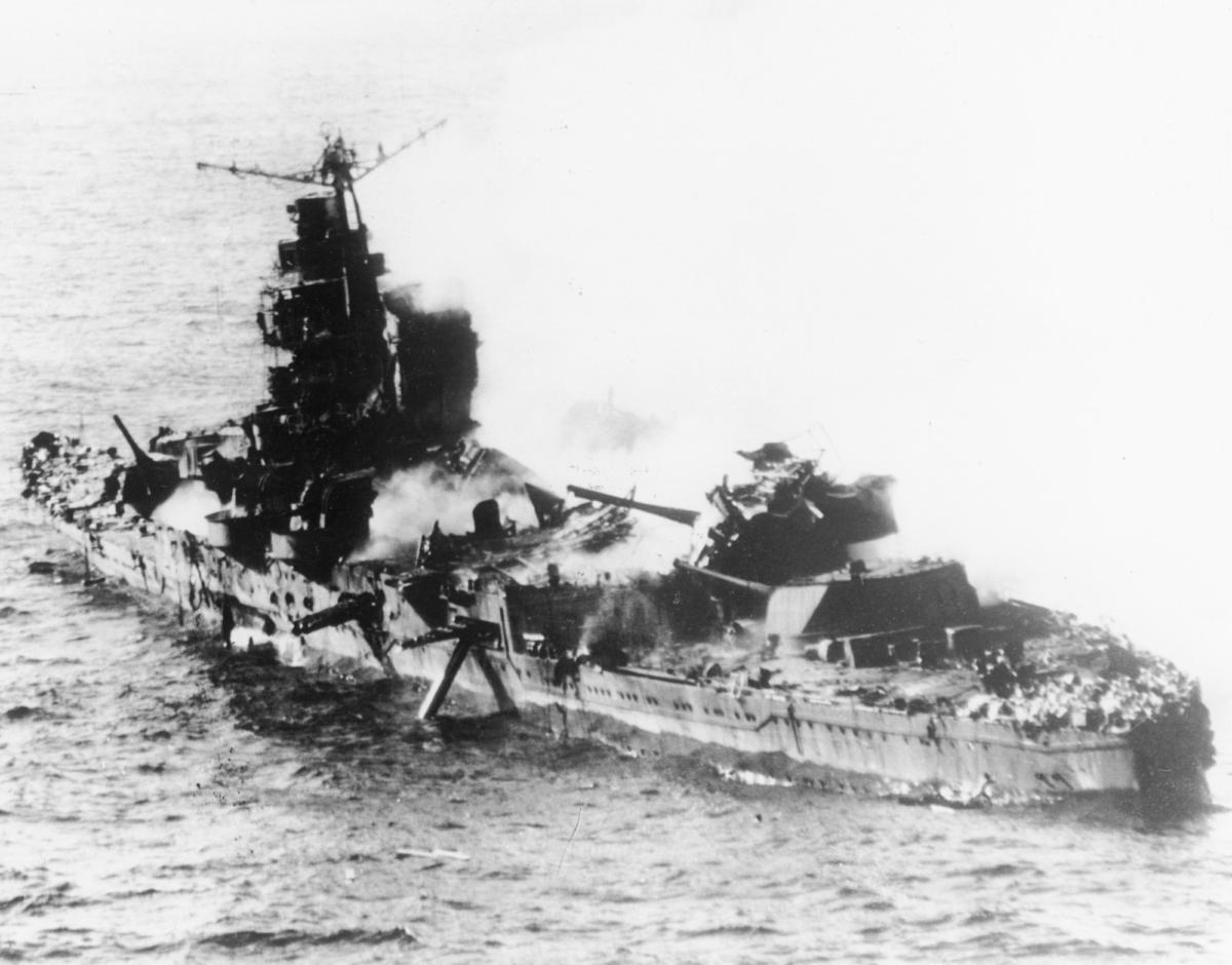 Japanese warship 3