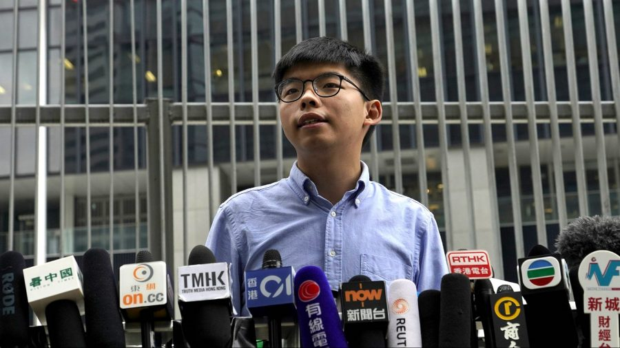 Hong Kong Activist Joshua Wong Says He Will Be 'Prime Target' of New Security Law