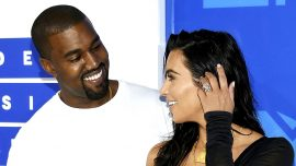 Kim Kardashian Says She Will Dress More Modest in Future to Honor Husband Kanye West
