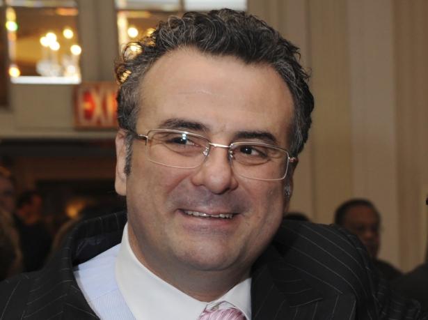 Opera singer Marcello Giordani