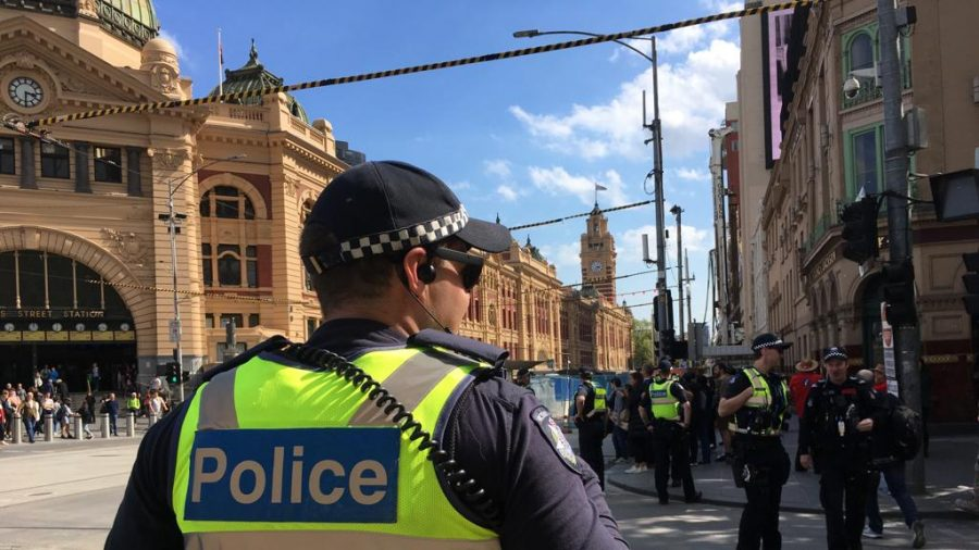Climate Activists Arrested in Melbourne During 'Maximum Disruption' Campaign