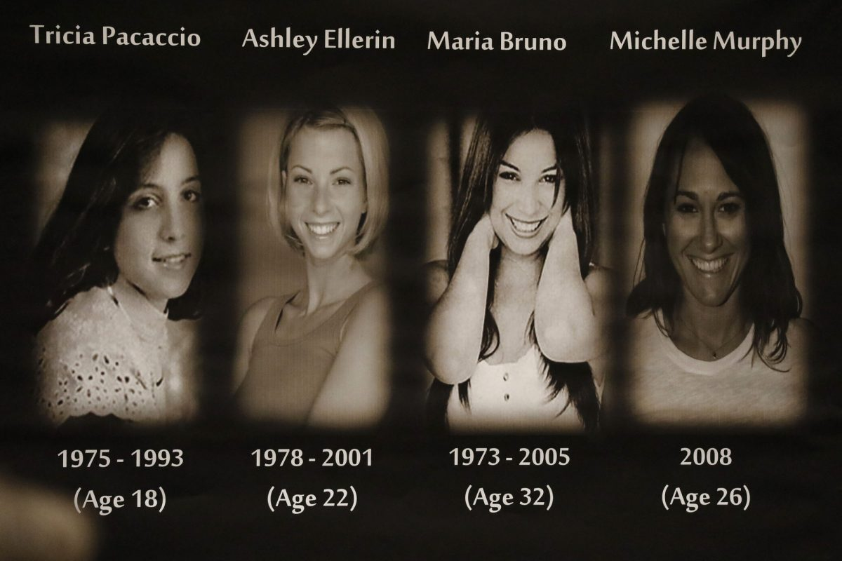 Michael Gargiulo's victim photos