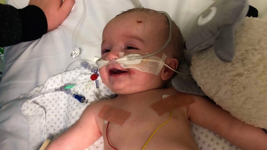 A Baby Woke up From a Coma and Smiled at His Dad. Now His Family Is Raising Money to Save His Life