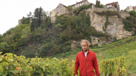 Vermont Wine Producer Travels to Eastern France to Learn Wine-Making Techniques