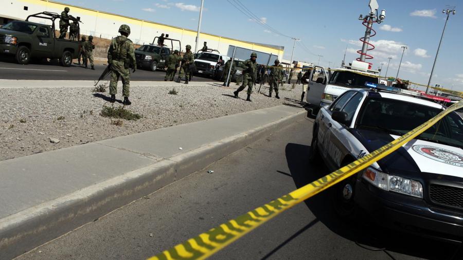 Mexico Searches for Gunmen Who Killed 6 Police in Ambush