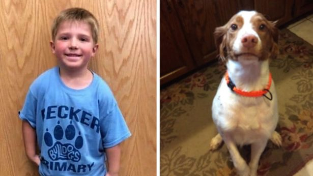 Boy, 6, Found Safe With Family Dog in Dark Cornfield After Massive Search