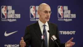 NBA Commissioner Says He Defends Free Speech, After NBA Initially Disavows Houston Rockets Manager's Pro-Hong Kong Tweet