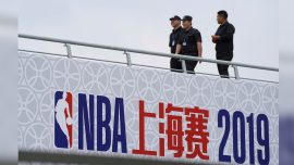 NBA Game to Go Ahead in Shanghai Amid Growing Backlash to Comments on Hong Kong