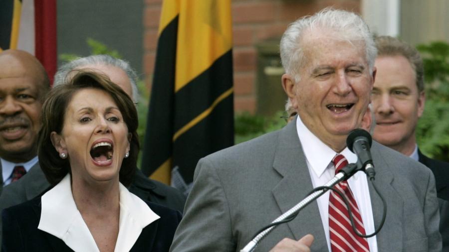Nancy Pelosi's Brother Thomas D'Alesandro III Has Died