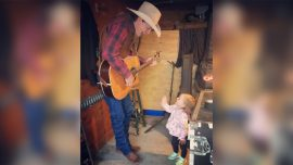 Country Singer Ned LeDoux Says His 2-Year-Old Daughter Died After Choking at Home