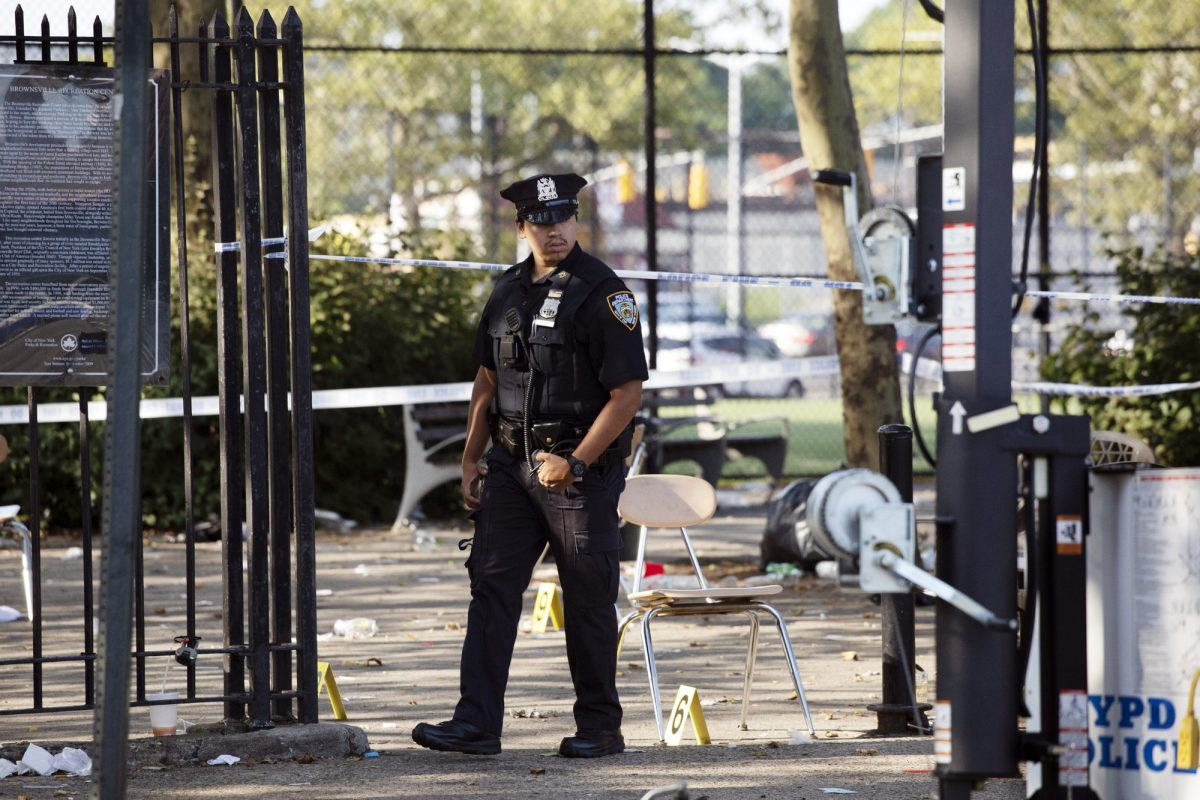 Man, 20, arrested in NYC shooting that killed 1, wounded 11