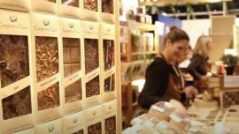 Paris Chocolate Show Celebrates 25th Anniversary